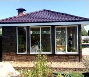 Алюминиевые окна – свет и тепло в вашем доме
