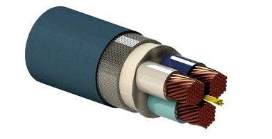 Типы изоляции силовых кабелей