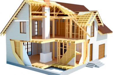 Каркасное домостроение: история и преимущества