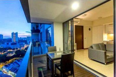 Аренда квартиры в Сингапуре.