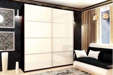 Шкафы купе от фабрики «Роникон»