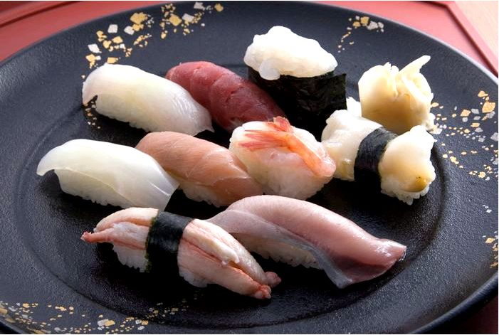 Популярные японские блюда