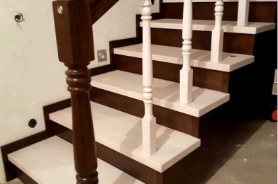 Деревянные, стальные или железобетонные лестницы?