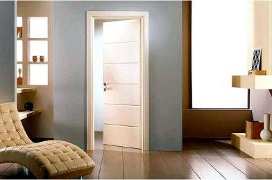Отделочные материалы для межкомнатных дверей
