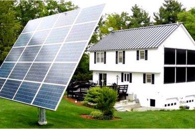 Солнечные панели для вашего дома 2021 г.