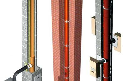 Домашняя керамическая дымоходная система. Как правильно его выбрать?