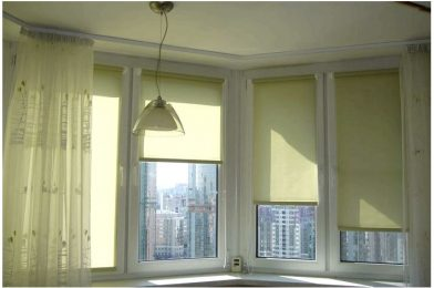 Как правильно выбирать штора на окна