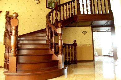Деревянные и алюминиевые лестницы – выбираем лучшее