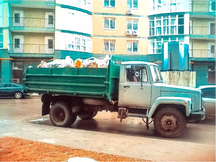 Что такое строительный мусор и как от него избавиться?