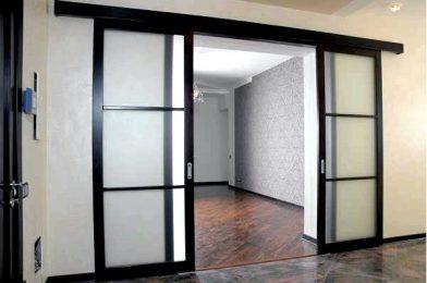 Когда выбирать раздвижные двери?