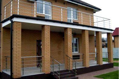 Как правильно построить балкон и террасу над отапливаемым помещением