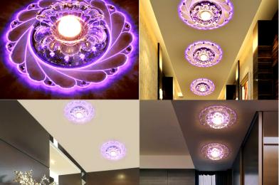 Как выбрать потолочный светильник для комнаты?