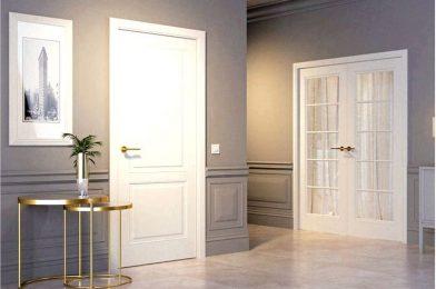 Межкомнатные двери — как выбрать их цвет и материал