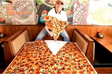 Почему всегда нужно заказывать большую пиццу?