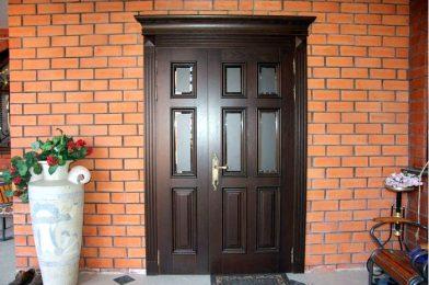 Входная дверь в дом ? Что стоит знать при ее выборе?