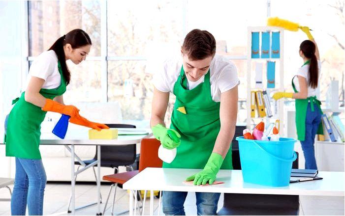 Клининговая компания или уборщица на полставки - кого выбрать для уборки офиса?